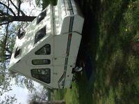 Chalet Arrowhead High Box Camper