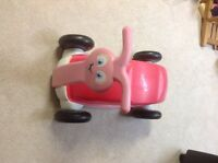 RADIO FLYER RIDE-ON TOY, CONVERTIBLE