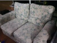 FREE - Two good 2 seater sofas