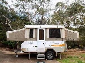 JAYCO Dove 'Outback' camper trailer 2012 - excellent condition Galston Hornsby Area Preview