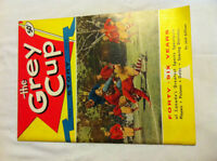 The Grey Cup Story 1909-1955 by Jack Sullivan
