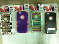 Iphone6/ Samsung Otterbox/ Iphone4/ Ipods Nano Brand New Casings