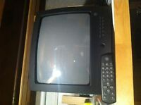 Bedroom TV with Remote