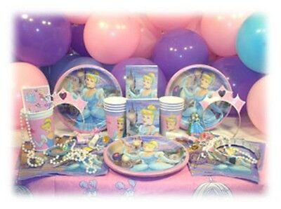 CINDERELLA RARE PARTY SUPPLIES-YOU CHOOSE THE ITEMS YOU WANT](Cinderella Items)