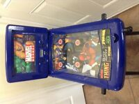 Marvel pinball machine