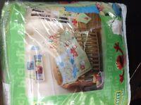 Sesame Street (Elmo) crib bedding