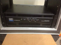 QSC Audio RMX 4050 HD Power Amplifier *USED*