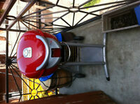 """BBQ ELECTRIC INFRA RED """"PATIO BISTRO"""""""
