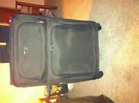 London Fog Tower Suitcase 31""