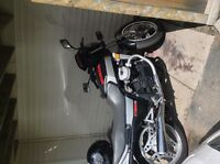 Honda cx 650 works perfect,,,sell or trade 1300