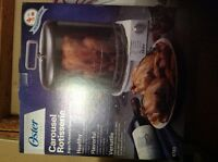 OSTER rotisserie - used once!
