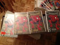 SPIDERMAN 1st vol(1990) Run Lot Collection Deal Todd McFarlane