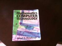 mathematics for computer Technology - Robert McCullough