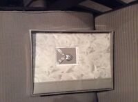 New frames and photo album perfect for wedding