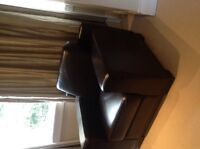 Leather chair excellent condition