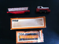 Tyco HO Scale Electric Trains