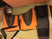 Dog Carrier/ travel bag for either cat or dog