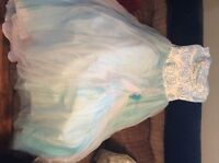 Prom Dress size 10 asking $125 worn once