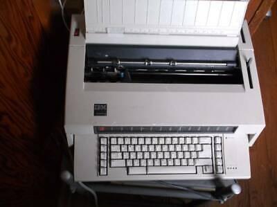 Ibm Electric Typewriter Wheelwriter