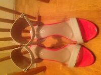 ALDO sandals.. gorgeous! Size 9 and 10
