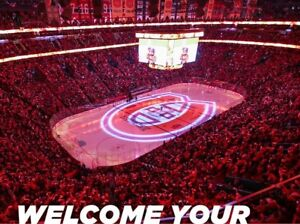 Habs vs Detroit Mar 26th Club Desjardins (VIP FREE FOOD)