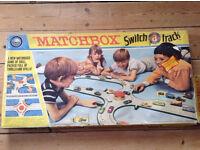 Matchbox Switch aTrack Game