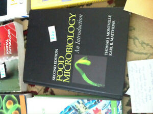 U of R food microbiology thomas j montville second edition Regina Regina Area image 1