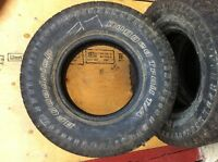 Ford steel rims and tires for trade!