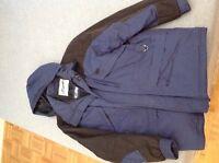 Ski jacket and ski pants