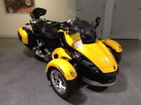 2008 Can-Am Spyder GS (SM5)