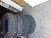 Set of Michelin tires for Sale