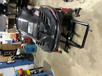 Parting out a 1995 Mach Z