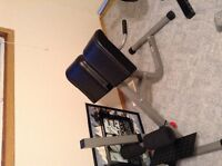 Back hyper extension and roman chair