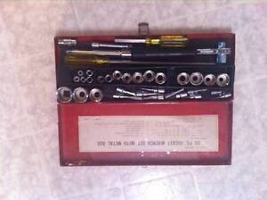 55 piece socket wrench set