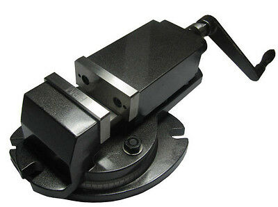 """RDGTOOLS 3"""" / 75MM SUPER PRECISION SWIVEL BASE MACHINE VICE MILLING ENGINEERING, used for sale  Shipping to Nigeria"""
