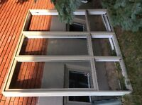 Large 3 panel window for free
