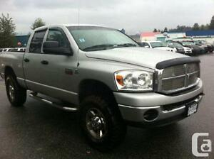 2007 Dodge Power Ram 2500 Camionnette diesel
