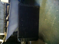 Original Radiator off a 1977 350 Engine Corvette V.G Cond.