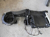 MERCEDES C-CLK HEATER AND EVAPORATOR HOUSING 2002-2009