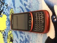 Red blackberry torch 80 obo