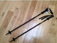 Brand New Leki TS Series Speedy Ski Walking Poles