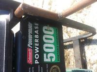 Coleman Powermate,10Hp motor,5000 Watt Generator