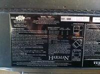 Harman P68 pellet stove