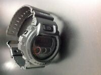 G-Shock black used but in perfect condition