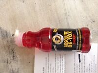 Detox cleaning kit for drug tests 40 obo must go make offer