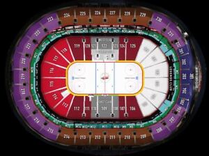 LABATT BLUE ZONE - Detroit Red Wings Tickets Available
