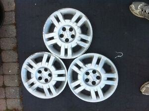 "Subaru 15 "" wheel covers"