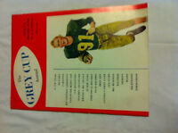Very Rare CFL The Grey Cup Annual