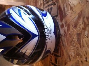 Shark Optima street bike helmet Edmonton Edmonton Area image 3