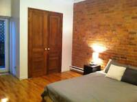 2 Bedroom in Plateau FIRST MONTH'S RENT FREE!